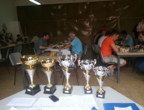 Campionat de partides ràpides de Canet de Mar