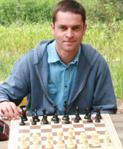 Josep M. Pitarque,President del Club d'Escacs Centre Moral